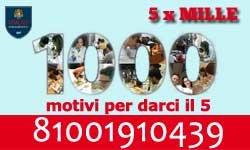 5 per mille ad Unicam
